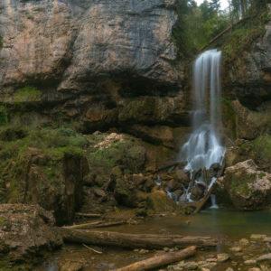 Водопады Чинарский и Университетский, джиппинг в Адыгее