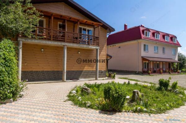Гостевой дом Аммонит, ст. Даховская, Адыгея