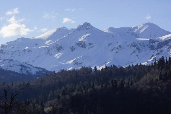 горные лыжи и сноуборд в Адыгее